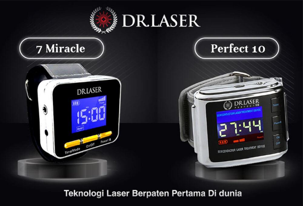 Jam Terapi Kesehatan Dr Laser 6