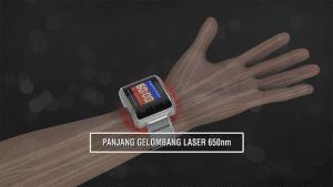 Jam Terapi Kesehatan Dr Laser 9