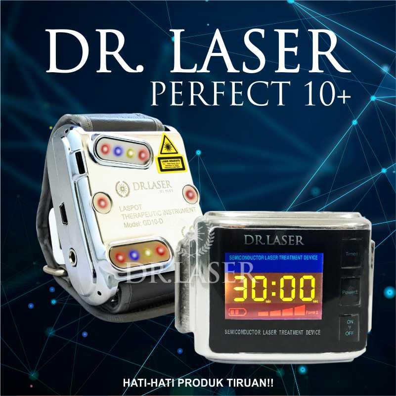 Jam Terapi Kesehatan Dr Laser 14